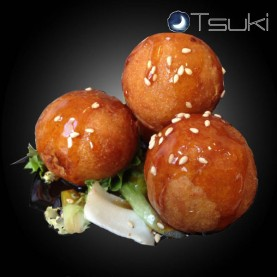 Takoyaki (5p)