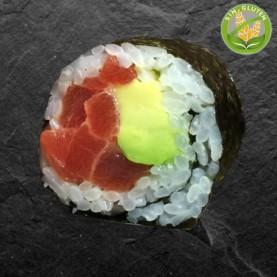 Spaicy tuna maki (5p)