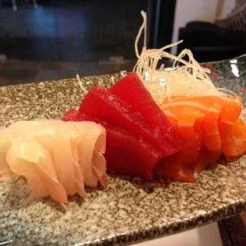 Sashimi no moriawase (9p)