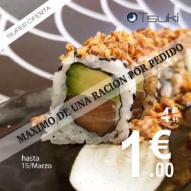 Salmon to Cebolla Frita 4P