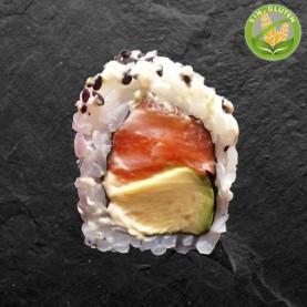Salmon to avocado (8p)