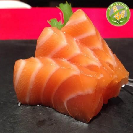 Sashimi de Salmon (3p)
