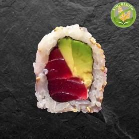 Maguro to avocado (8p)